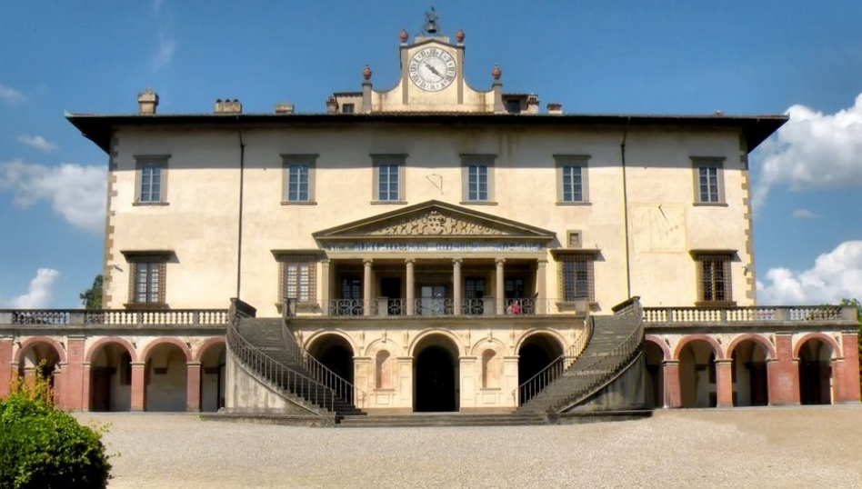 The Medici Villas In Florence Half A Day Tour To Visit
