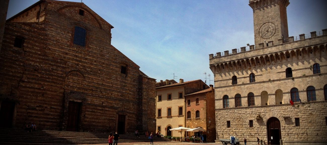 Visit Montepulciano for your Cortona and Montepulciano Wine Tour